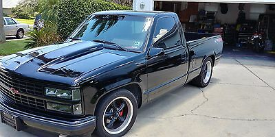 1990 Chevrolet C/K Pickup 1500 SS 1990 Chevy C1500 454 SS No Reserve only 67K Miles. Very Clean