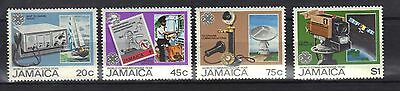 Jamaica. Communications 1983 Mnh