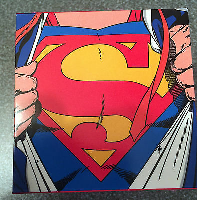 """Superman """"The Shield""""  2013 Canada Silver Coin  -- $ 20 Small Limited Edition"""
