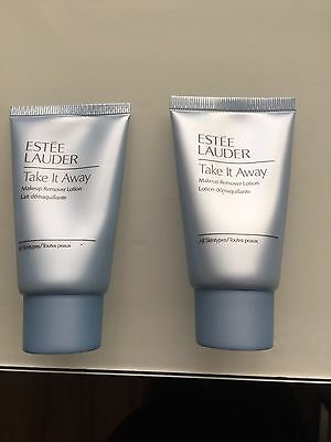 (2 PACK) Estee Lauder Take It Away Makeup Remover Lotion 30ml x2 - 60ml