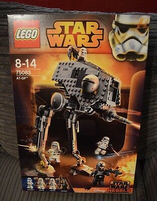 Brand New & Factory Sealed LEGO Star Wars - 75083 - AT-DP