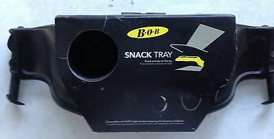 Snack Tray for BOB Single Stroller Featuring Accessory Adapter Brand NEW