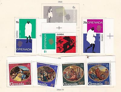 GRENADA  ^^^^^1969  better  mint SETS  $@ f 8862xxbgre