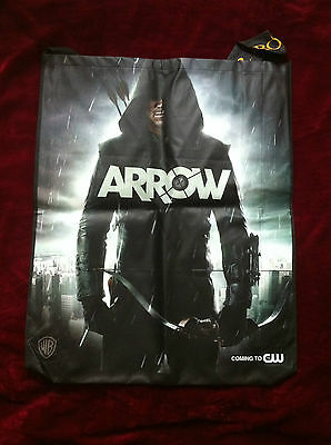 San Diego Comic Con Arrow bag SDCC 2012