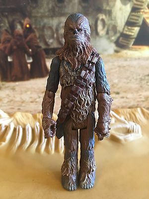 Star Wars ROTS Chewbacca 2004 Action Figure Hasbro Kenner 142