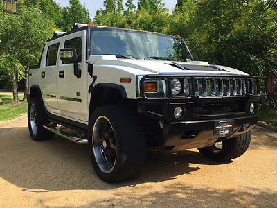 2007 Hummer H2 Base Sport Utility 4-Door sut 69k low mile pickup free shipping warranty luxury 4x4 off road clean carfax