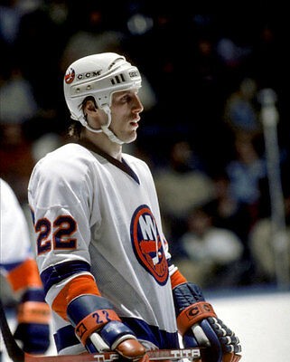 Mike Bossy New York Islanders Unsigned 8x10 Photo