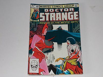 Doctor Strange 60 and 69 (1983 - 1984)