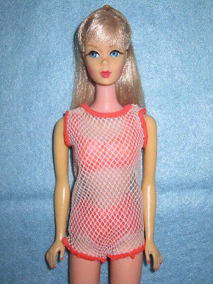 Vintage 1967 Barbie Twist N Turn Blonde