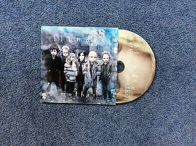 Blondie Mother 2track radio promo cd single not bowie