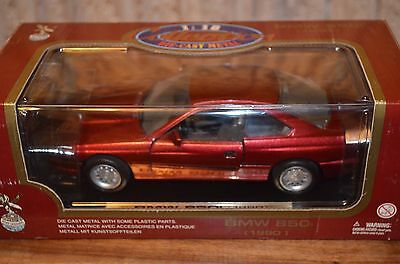 road legends  1.18 collection of a bmw 50i 1990 boxed