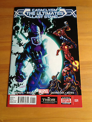 Cataclysm: The Ultimates' Last Stand #1 (January 2014)