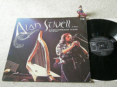 ALAN STIVELL International Tour 1979 GER LP METRONOME 0060.200