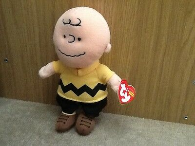 Charlie Brown Soft Toy