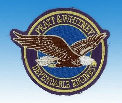 Patch écusson Pratt & Whitney