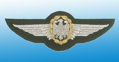 Patch Brevet German Air Force wings