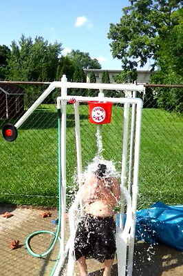 Soak n Wet *BUNDLE (Portable & less expensive Dunk Tank)