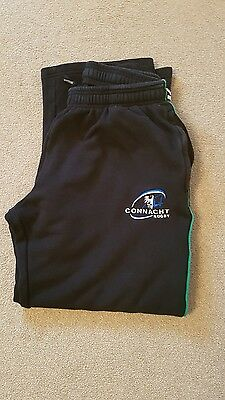 Connacht rugby tracksuit bottoms