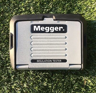 Megger MIT300 Insulation Tester + 1 Years Calibration Like MIT320