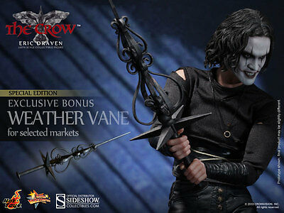 Hot Toys The Crow (Eric Draven) MMS220 Special Edition - 1/6 figure OVP