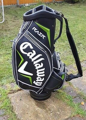 Callaway Razr Tour Bag Golf Excellent Condition,
