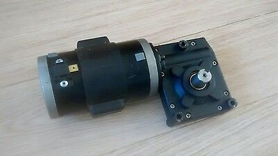 12V DC Geared Motor, Motor with 50:1 ratio Gearbox