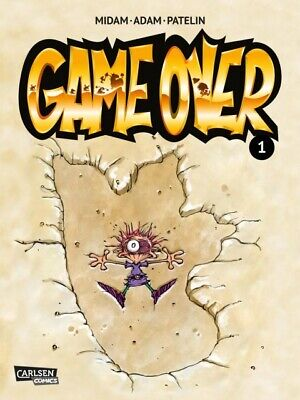 Game over 1 (Softcover) Carlsen Comic