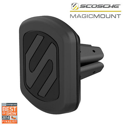 Scosche Magic Mount Magnetic In Car Air Vent Mount Holder Stand For Mobile Phone
