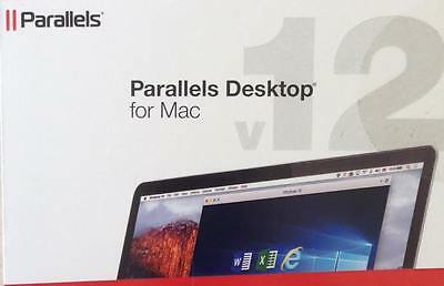 Parallels Desktop 12 for Mac Software Brand New FASTEST SHIPPING!!