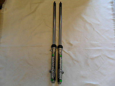 KAWASAKI KX60 front suspention fork legs with 50mm extentions