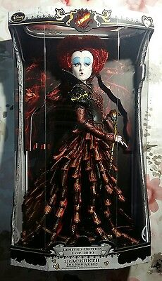 Red Queen limited doll disney