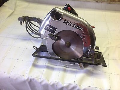 Skilsaw Classic 240V Circular Saw. Working But See Description