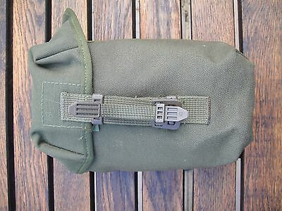 British Army Green PLCE Utility Pouch 1990 New