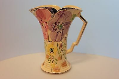 ARTHUR WOODS hand painted jug / vase HARFORD