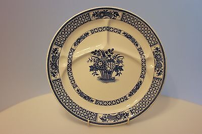 BOOTHS SILICON hors d'oeuvre serving plate NANKIN