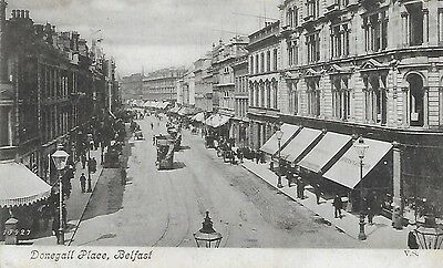 Belfast Donegal Place 1904