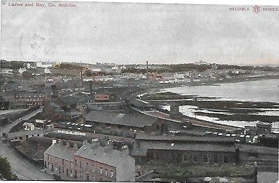 Larne and Bay 1906