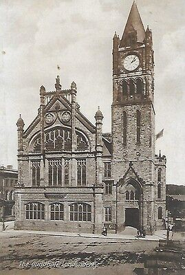 Londonderry Guildhall