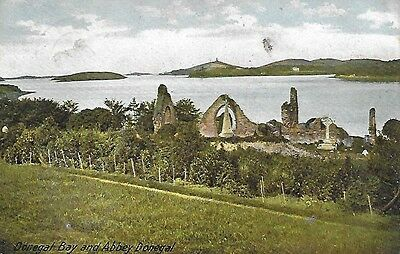 Donegal Abbey & Bay 1907