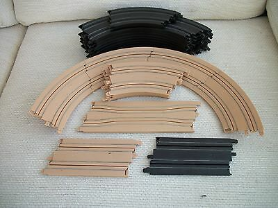 Micro Scalextric track extension 3