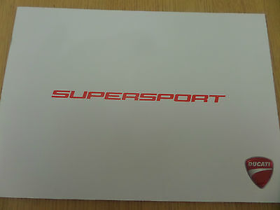 Ducati Supersport Motorcycle Sales Brochure 2017 It Txt