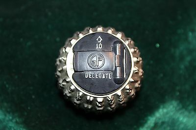 IBM SELECTRIC TYPEWRITER Font Ball Head Font Size 10 GP DELEGATE (FRENCH)