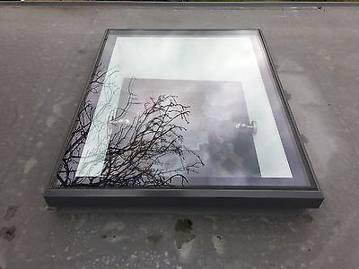 NEW Quality Aluminium flat roof light by Alulux 1500mm x 1500mm