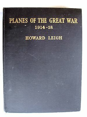 Planes of the Great War 1914-1918 1934 1st