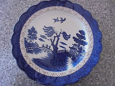 """Old Willow 10"""" plate A8025"""