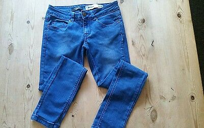 girls newlook skinny jeans age 10