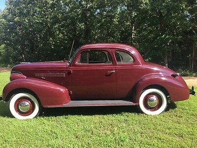 1939 Chevrolet Other  1939 Chevy Opera Coupe - Master Deluxe
