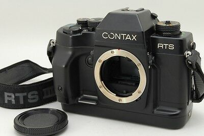 [VERY GOOD] Contax RTS III Body SLR 35mm Film Camera from japan #C141