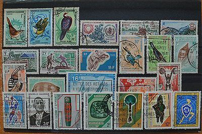 French Colonies New Caledonia Collection #1 Used (O012NewCal)
