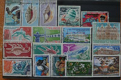 French Colonies New Caledonia Collection #2 Used (O013NewCal)